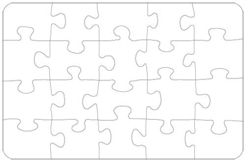puzzle herstellung stanzen